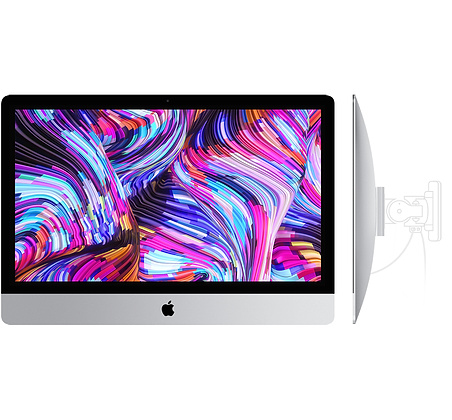 27in imac with retina 5k display with built-in VESA mount